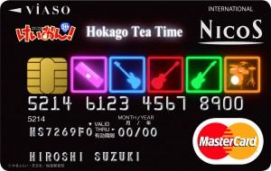 VIASOカード(けいおん!デザイン楽器)