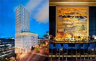 """日本とヨーロッパの""""和と洋""""が融合。魅力ある「セント レジス ホテル 大阪」"""